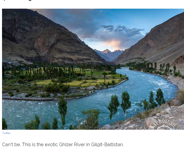 17 Astonishing Places You Wouldn't Believe Are InPakistan
