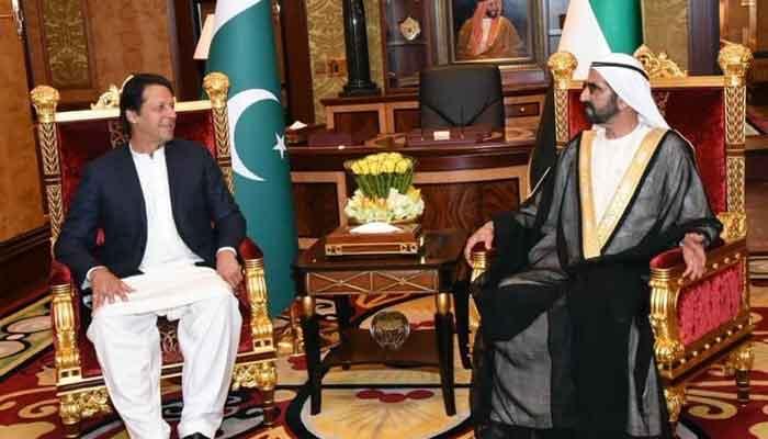 UAE to deposit US$3 billion in State Bank ofPakistan