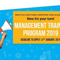 NESTLE MANAGEMENT TRAINEE PROGRAM 2019