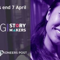 DICE Young Storymakers programme: aspiring journalists apply now