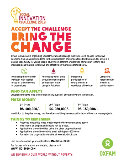 Social-Innovation-Challenge-2019
