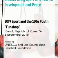 Call for Applications: Young leaders using sport as a tool for Development and Peace