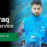 Buraq taxi service - another competitor reaches market in Pakistan