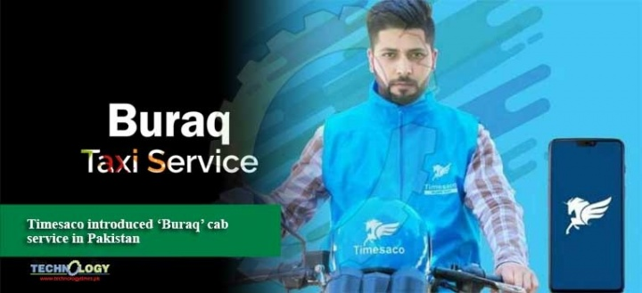 Buraq taxi service – another competitor reaches market inPakistan