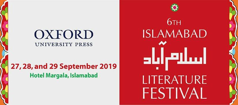 6th Islamabad Literature Festival to take place on September27